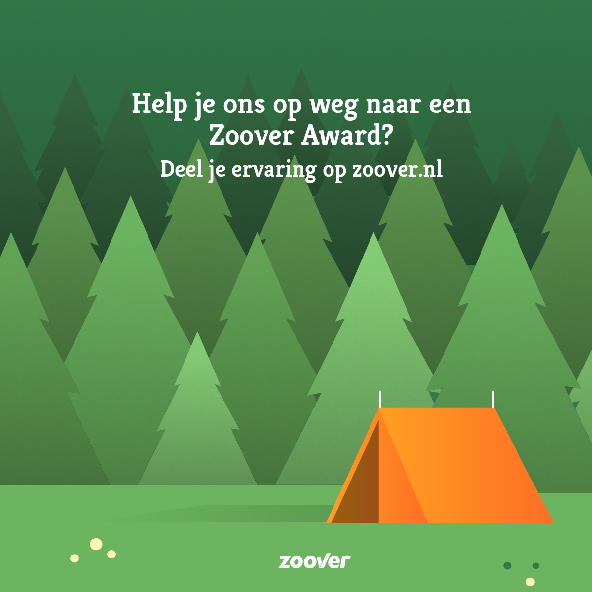 Zoover Awards - Camping
