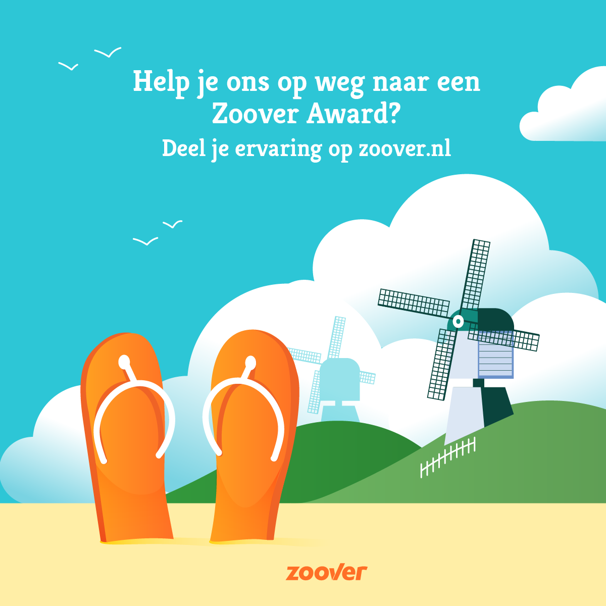 Zoover Awards - Slippers
